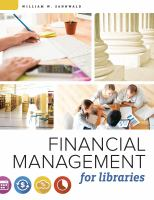 Financial management for libraries /