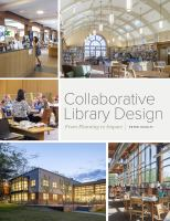Collaborative library design : from planning to impact /