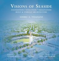 Visions of Seaside : foundation/evolution/imagination : built & unbuilt architecture