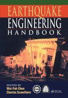 Earthquake Engineering Handbook [electronic resource]