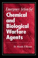 Emergency action for chemical and biological warfare agents [electronic resource]