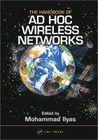 The Handbook of Ad Hoc Wireless Networks [electronic resource]