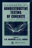 Handbook on Nondestructive Testing of Concrete [electronic resource]