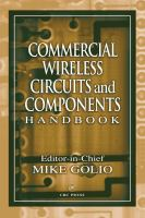 Commercial Wireless Circuits and Components Handbook [electronic resource]