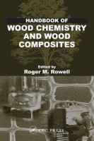 Handbook of Wood Chemistry and Wood Composites [electronic resource]