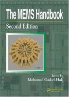The MEMS Handbook [electronic resource]
