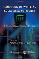 Handbook of Wireless Local Area Networks [electronic resource]