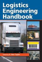 Logistics engineering handbook [electronic resource]