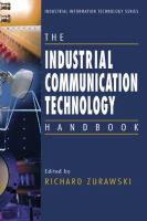 The Industrial Communication Technology Handbook [electronic resource]