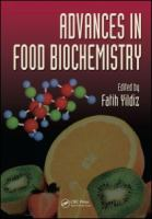 Advances in food biochemistry [electronic resource]