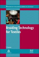 Braiding technology for textiles [electronic resource]