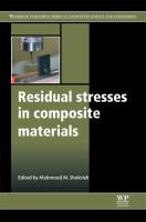Residual stresses in composite materials [electronic resource]