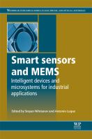 Smart sensors and mems [electronic resource] : intelligent devices and microsystems for industrial applications