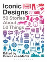 Iconic designs : 50 stories about 50 things