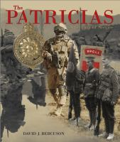 book cover - The Patricia: A Century of Service