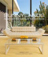 Sunnylands : America's midcentury masterpiece