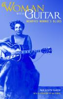 Woman with guitar : Memphis Minnie's blues