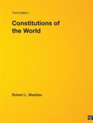 cover of the book Constitutions of the World
