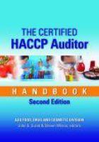 The certified HACCP auditor handbook [electronic resource]