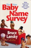 The new baby name survey