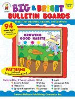 Big & Bright Bulletin Boards