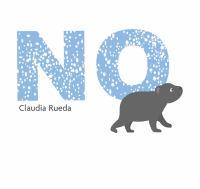 No by Claudia Rueda