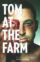 book cover: Tom at the Farm