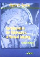Introduction to the mathematics of medical imaging [electronic resource]