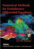 Numerical Methods for Evolutionary Differential Equations [electronic resource]