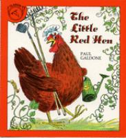 "Primary Book - ""The Little Red Hen"""