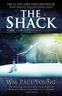 The Shack book jacket