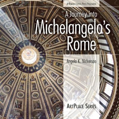 cover of the e-book A Journey into Michelangelo's Rome