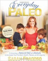 Book cover for Everyday Paleo by Sarah Fragoso