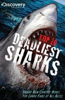 Cover of the book Top 10 deadliest sharks