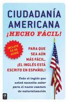 Ciudadanía americana