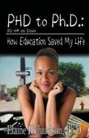 PHD to Ph.D. : Po H# on Dope : how education saved my life