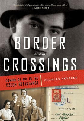 cover of the book Border Crossings