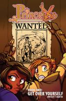 Cover of the book Princeless.