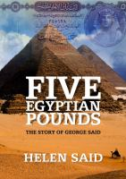 Five Egyptian Pounds