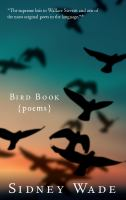 Bird Book: Poems