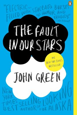 cover of the book 'The Fault in Our Stars'