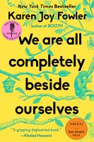Cover of the book We are all completely beside ourselves