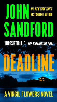 Cover Image for Deadline by John Sandford