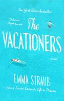 Cover of the book The vacationers