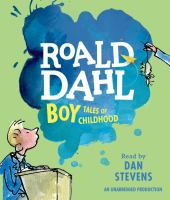 Boy [electronic resource] : tales of childhood