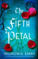 Cover Image for The Fifth Petal by Brunonia Barry
