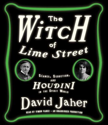 Cover Image for The Witch of Lime Street