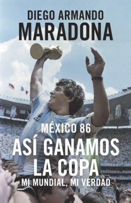 México 86 book jacket