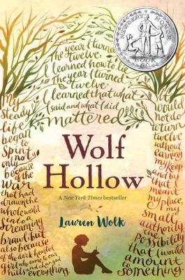 Wolf Hollow book jacket