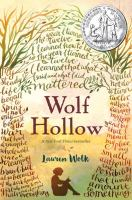 Wolf's Hollow by Lauren Wolk